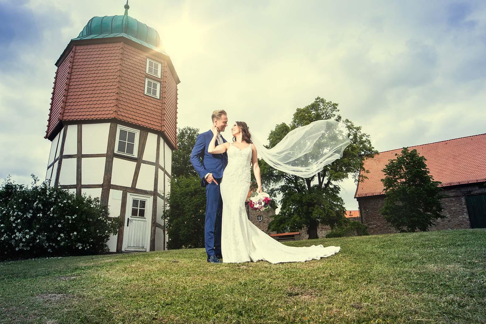 Hochzeit Rittergut Lucklum